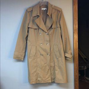Tan Trench Coat!